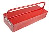 RS PRO Barn Style Metal Tool Box, 550 x 215 x 130mm