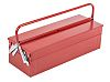 RS PRO Metal Tool Box, 550 x 215 x 202mm