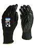 Kimberly Clark, Black Polyurethane Coated Work Gloves, Size