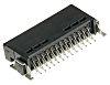 ERNI 基板接続用ピンヘッダ 26極 1.27mm 2列 054595