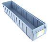 RS PRO PP Storage Bin Storage Bin, 500mm