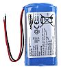 Ansmann 7.4V Wire Lead Terminal Lithium Rechargeable Battery,