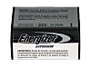 Energizer Lithium Manganese Dioxide 6V Camera Battery