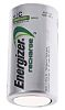 Energizer NiMH Rechargeable C Batteries, 2.5Ah