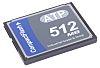 ATP CompactFlash Industrial 512 MB SLC Compact Flash