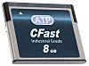 ATP CFast Industrial 8 GB SLC Compact Flash Card