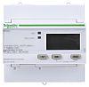 Schneider Electric iEM3200 1, 3 Phase LCD Digital