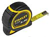 Stanley Tylon 3m Tape Measure, Imperial, Metric, With RS Calibration