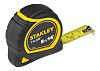 Stanley Tylon 5m Tape Measure, Imperial, Metric, With RS Calibration