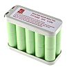 RS PRO 24V NiMH Rechargeable Battery Pack, 3.2Ah