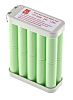 RS PRO 24V NiMH Rechargeable Battery Pack, 1.3Ah