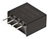 Recom ROE 1W Isolated DC-DC Converter Through Hole, Voltage in 4.5 → 5.5 V dc, Voltage out 5V dc