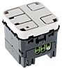 2 Way 1 Gang Push Button Dimmer Switch,