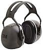 3M PELTOR X5A schwarz Kopfbügel Gehörschutz, 37dB, 351g