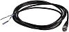 Omron M12 4-Pin Cable assembly, 2m Cable