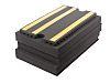 Zarges K470 Medium Density Rectangular Foam Insert, For
