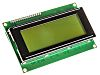 Parallax Inc 27979 Alphanumeric LCD Display, Black on