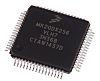 NXP MK20DX256VLH7 ARM Cortex M4 Microcontroller, Kinetis K2x,