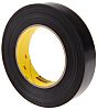 3M 472 Black Vinyl Tape, 25mm x 33m,
