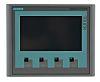 Siemens Backlit TFT HMI Panel, 4.3 in Display, 24 V dc Supply, 116 x 140 x 33 mm