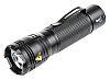 Linterna táctica LED, Ansmann Agent 5 Negro, 220 lm, 700 m de alcance