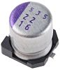 Panasonic 22μF Polymer Capacitor 16V dc, Surface Mount
