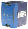 Chinfa DRA240 Switch Mode DIN Rail Panel Mount Power Supply 90 → 264V ac Input Voltage, 48V dc Output Voltage,