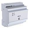 Chinfa AMR5 Switch Mode DIN Rail Panel Mount Power Supply 90 → 264V ac Input Voltage, 24V dc Output Voltage,
