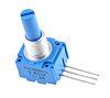 Bourns Potentiomètre Rotatif 1kΩ Montage panneau 6,35 mm ±10% 1 série 91