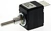 Bourns 5V dc 100 Pulse Optical Encoder with a 3.175 mm Plain Shaft, Bracket Mount, Axial PC Pin