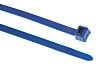 HellermannTyton Blue Cable Tie ETFE High Chemical Resistance,