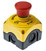 Lovato Surface Mount Mushroom Head Emergency Button -