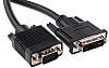 DVI Cable DVI (12+5) M - VGA M