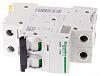 Schneider Electric Acti 9 63A MCB Mini Circuit Breaker2P Curve C, Breaking Capacity 10 kA, DIN Rail, 440V
