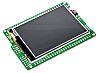 MikroElektronika mikromedia for PIC18F TFT Colour Display