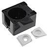 ABL Sursum Thermoplastic Back Box, 1 Gangs, 65