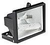 400 W Halogen Floodlight, Indoor, Outdoor, IP44 Halogen,