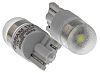 LED Car Bulb 26.8 mm Green, White 12