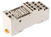 Omron Relay Socket, 250V ac for use with