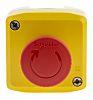 Schneider Electric Surface Mount Emergency Button - Twist