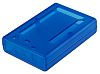 Hammond Blue Arduino Case for use with Arduino Due