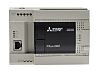 Mitsubishi FX3GE PLC CPU - 14 Inputs, 10