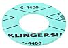 Klinger C4400 Inside Bolt Gasket, 21mm, 1.5mm Thick