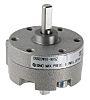 SMC Rotary Actuator, Double Acting, 90° Swivel, 10mm
