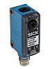 Sick Contrast Sensors 12.5 mm, White LED, NPN,