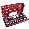 Facom SXL.DBOX1PB 21 Piece Socket Set, 1/2 in