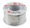 RS PRO 0.71mm Wire Lead solder, +183°C Melting