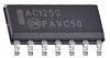 MC74AC125DG, Quad-Channel Non-Inverting Schmitt Trigger 3-State