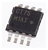 ON Semiconductor NCT75DMR2G, Temperature Sensor -55 → +125