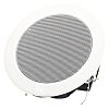 TOA White Ceiling Speaker, PC-1869S 13kΩ 3 W,